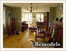 Pictures of Remodels